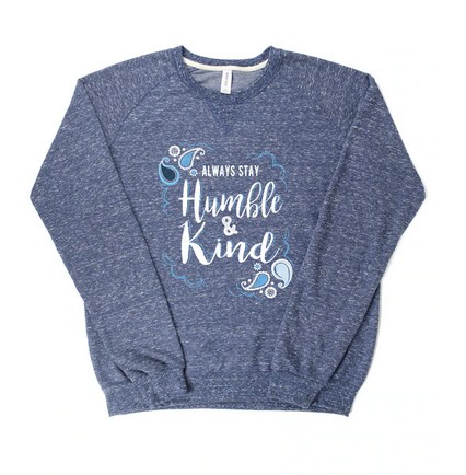 Humble and Kind sweatshirt