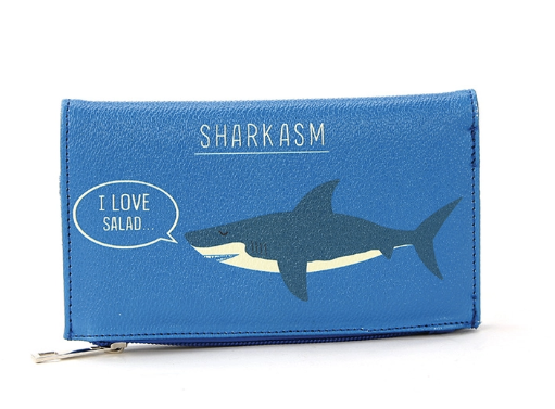Sharkasm wallet