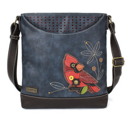 Chala Cardinal Messenger Bag