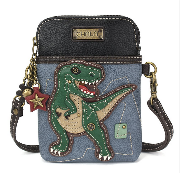 Chala Trex Cell Phone Crossbody
