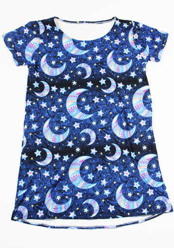 Blue Moon (night shirt)
