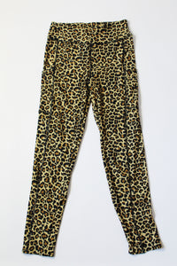 Cheetah with pockets