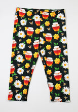 Bee my honey capri legging