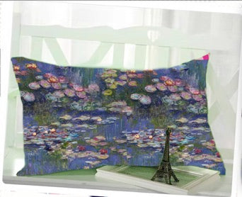 Water Lilies Pillowcase