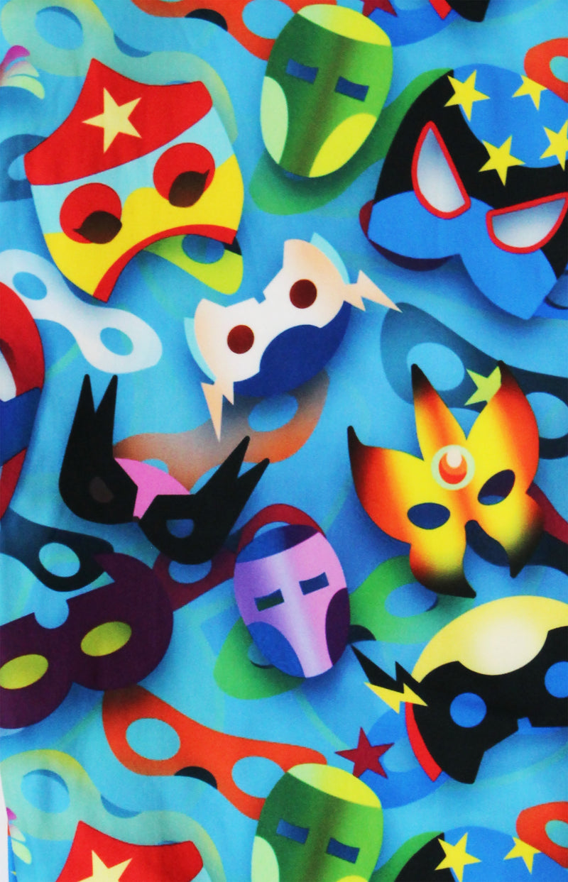 Superhero Masks (kid sizes)