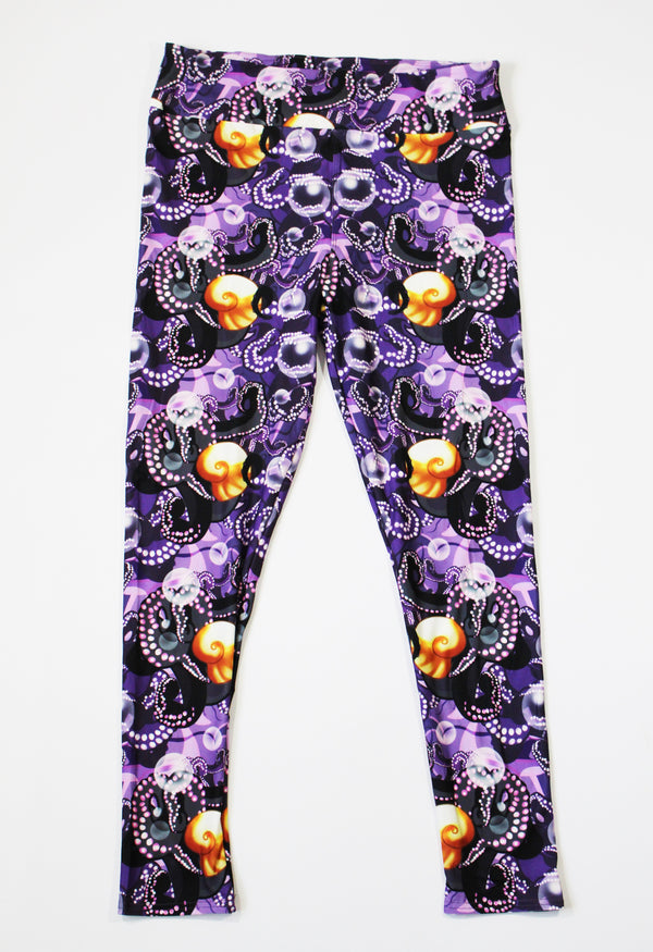 Tentacle full length legging