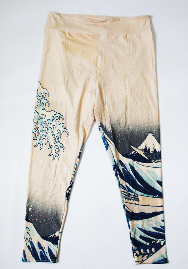 The Wave full length legging