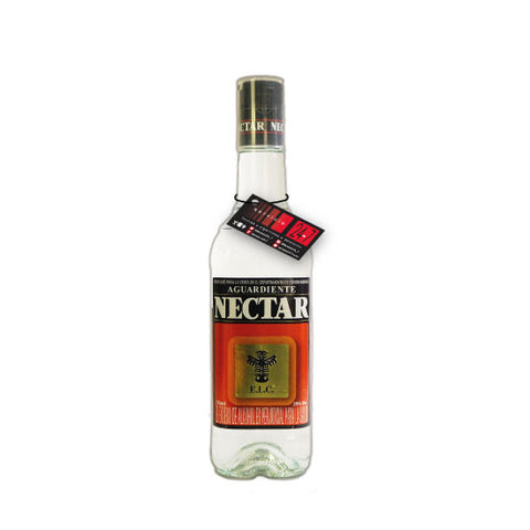 Aguardiente Néctar Rojo Botella 750 ml