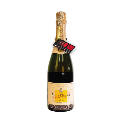 Champagne Veuve Clicquot Rose Botella 750 ml