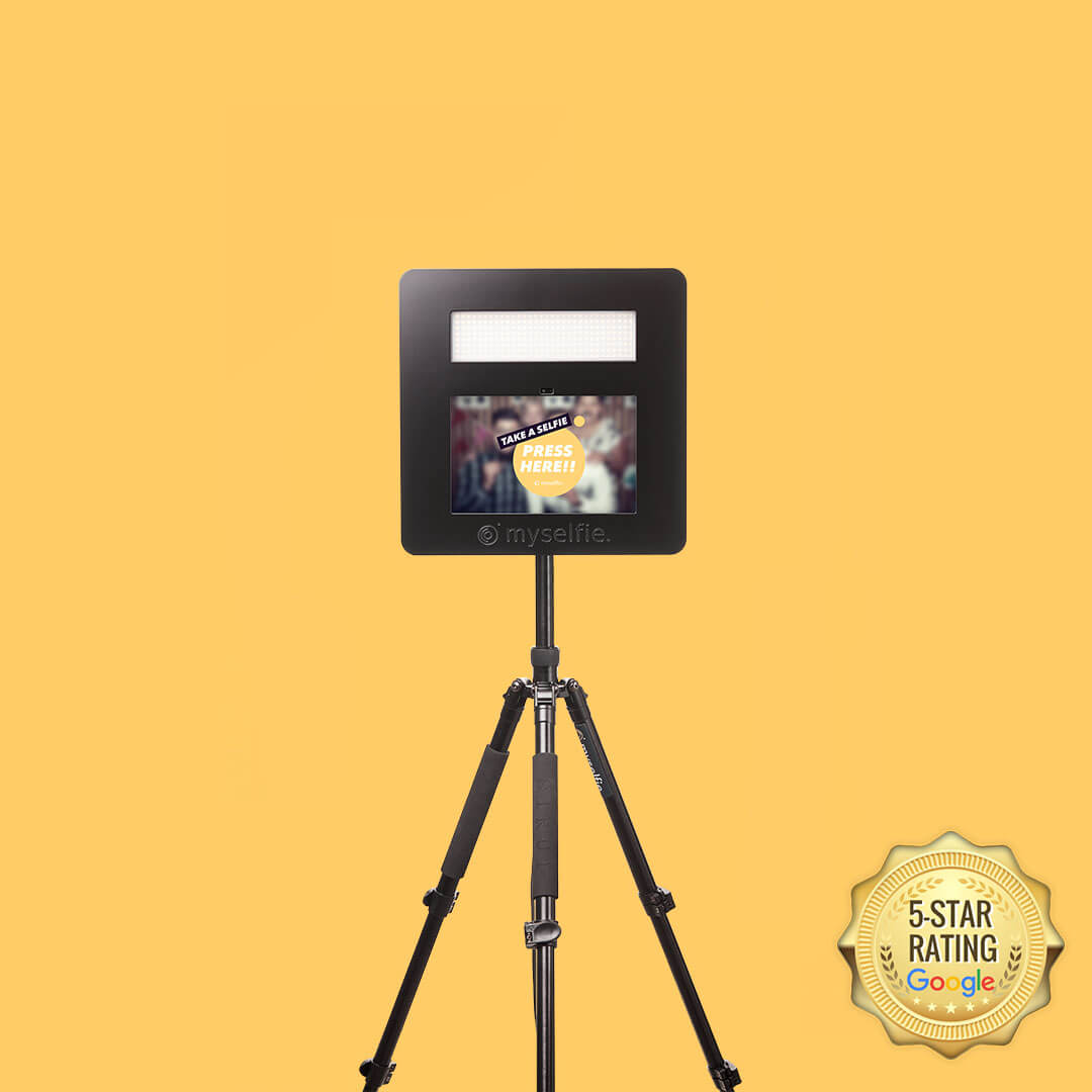 Hire a Myselfie | Full payment reBook | Discount 10%