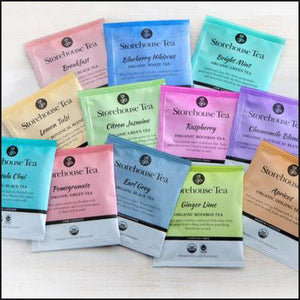 Sampler Pack | Storehouse Tea Sachets