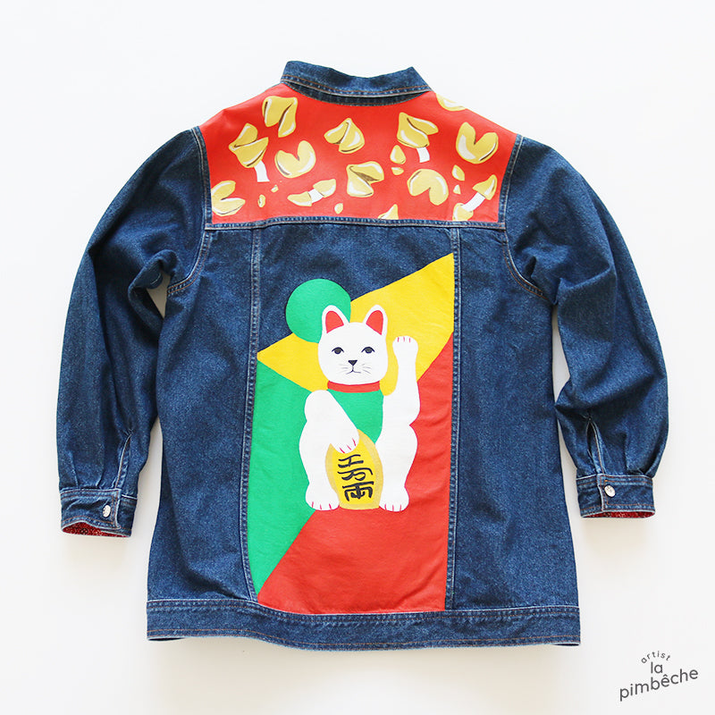 Lucky Cat jacket