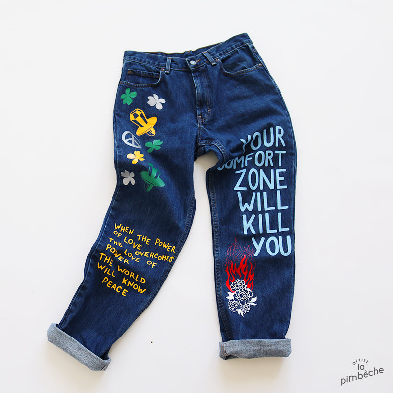 Power of Love Jeans