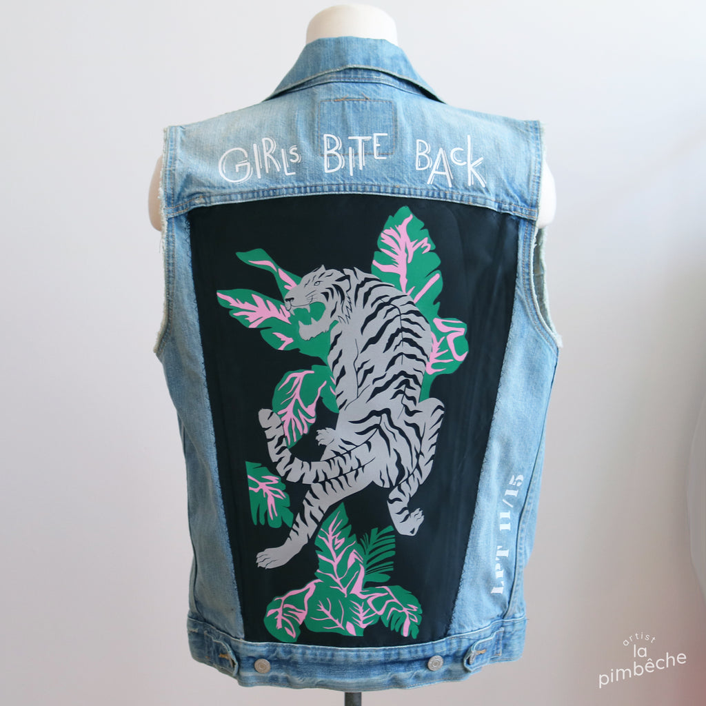 Girls Bite Back Jacket LPT11/15