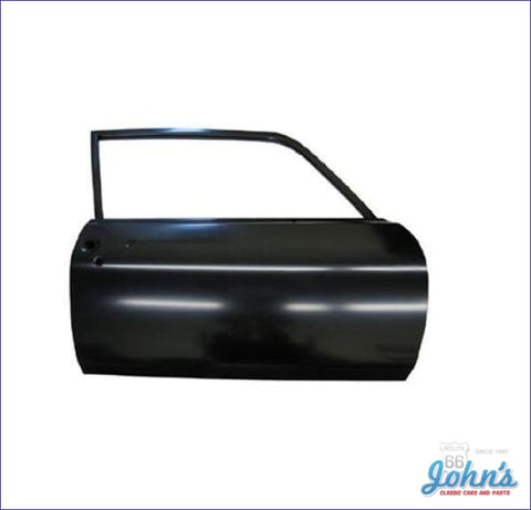 2Dr Door Shell. Rh (Truck) X