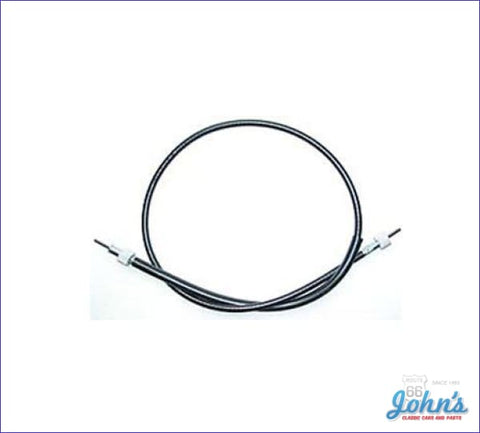 78 Speedometer Cable Push-On Type- Gm A