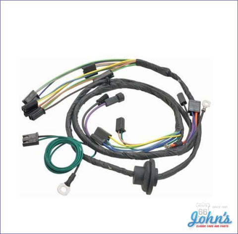 Ac Harness Includes Heater Wiring A