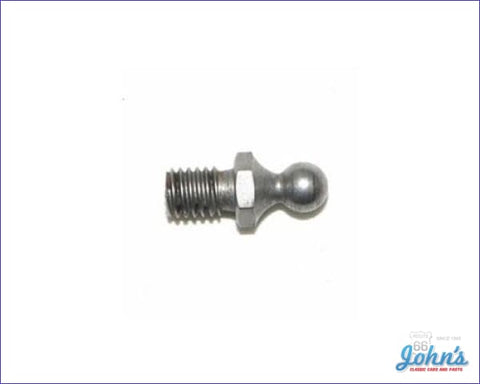 Accelerator Cable Stud On Carburetor 5/16- 18 Thread Ball With Nut A F2 X