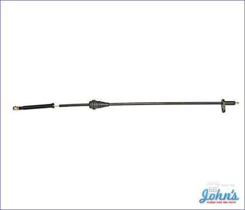 Accelerator Cable V8 With 4 Barrel Carburetor X