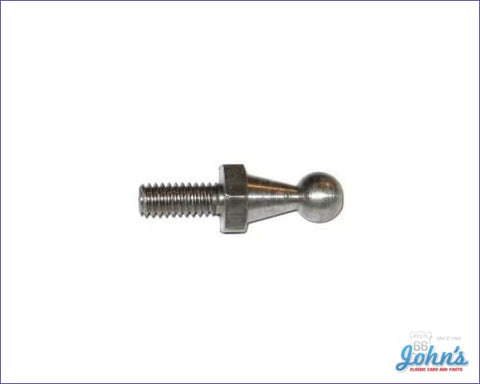 Accelerator Pedal Stud With Floor Mounted Gas Pedal X A F2