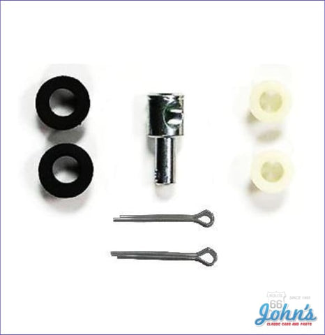 Accelerator Rod Swivel Bushing & Sleeve Kit A X F1
