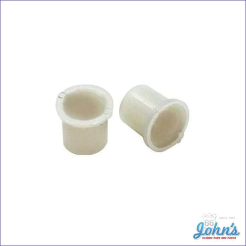 Accelerator Support Bushings Pair A X F1
