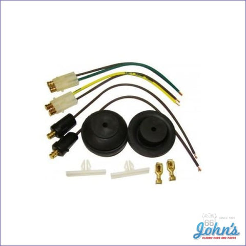 Add-On Wiring Kit For El Camino. Use With Classic Update Only. A
