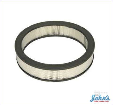 Air Cleaner Element. 14 A F2 X F1