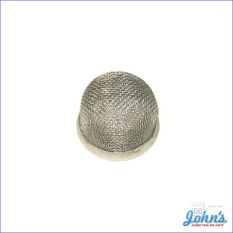 Air Cleaner Flame Arrestor Screen. Sb Or Bb. F1