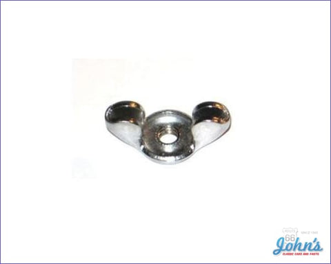Air Cleaner Wing Nut Chrome Correct For L79 X