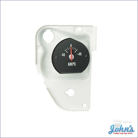 Amp Gauge For Ss With Factory Gauges A