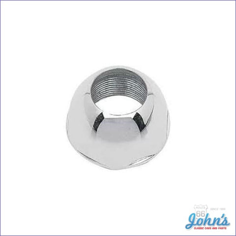 Antenna Bezel Nut For Front Mount Non-Telescopic A