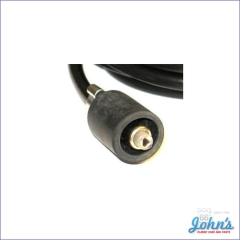 Antenna Cable For Rear Mount Correct Style With Push-On Type A
