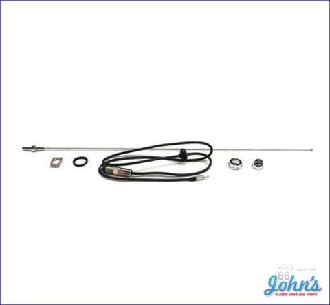 Antenna Kit Fender Mount Non-Telescopic A