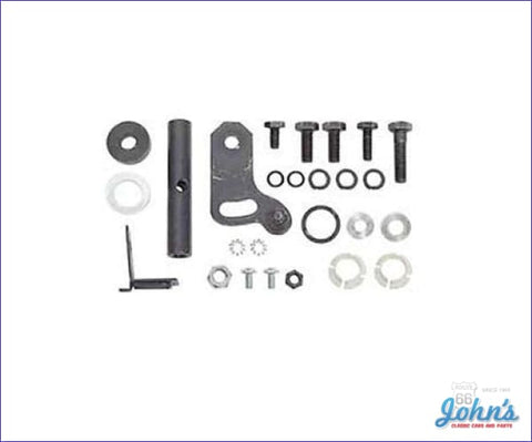 Automatic Shifter Rebuild Kit With Factory Style Horseshoe A F2 F1