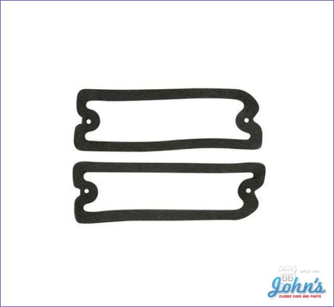 Backup Light Lens Gaskets- Pair A