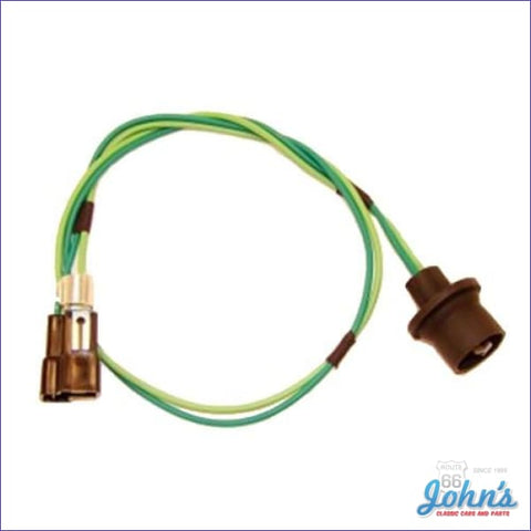 Backup Light Switch Extension Harness- Manual A