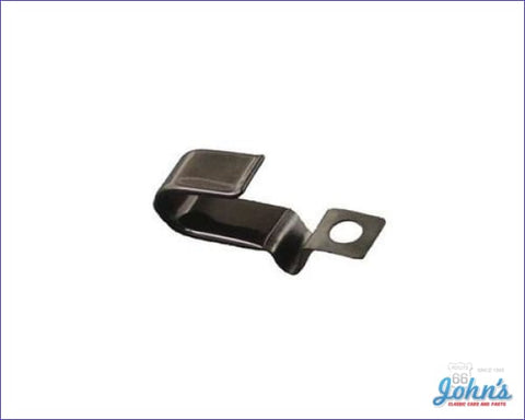 Battery Cable To Oil Pan Clip Correct Style Each A F2 X F1