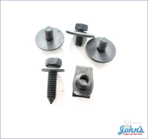 Battery Tray Mounting Hardware Kit- 5Pc A