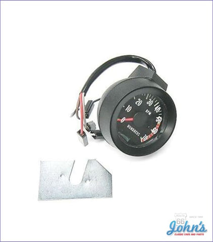 Blinker Tach With A 5500 Red Line