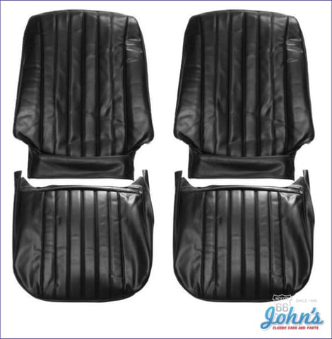 Bucket Seat Covers 2Dr- Pair A