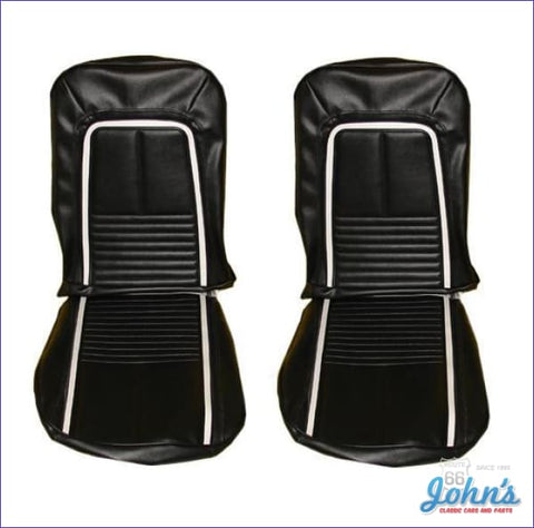 Bucket Seat Covers With Deluxe Interior- Pair F1