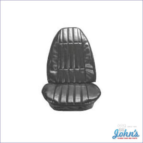 Bucket Seat Covers - With Standard Interior Pair F2
