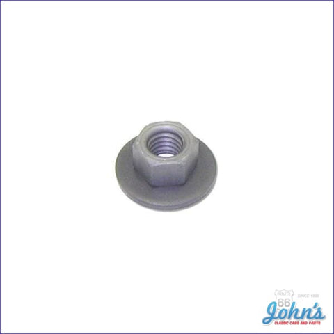 Bumper Bolt Nut/washer Correct Spin Style Each F2 F1 X