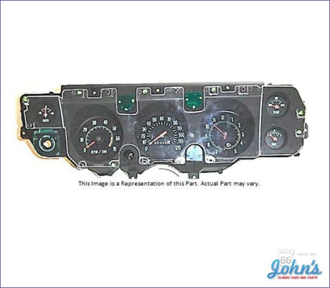 Complete Ss Gauge Package 5500 Redline Floor Shift. A