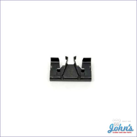 Convertible Top Belt Molding Clip-Each A F1
