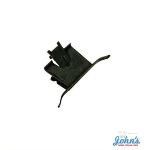 Convertible Top Belt Molding Clip-Each A