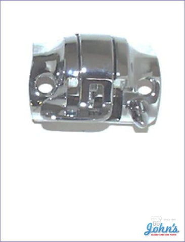 Convertible Top Latch - Lh Gm Licensed Reproduction X