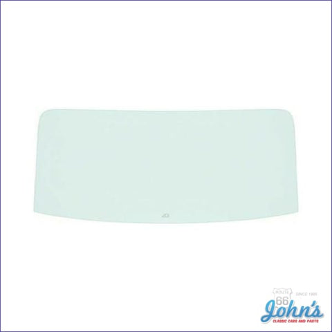 Coupe Rear Window Glass- Tinted (Os2) F1