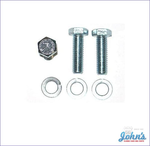 Crank Pulley Bolt Kit Bb With Correct Tr Stamped Bolts A F2 F1